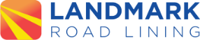 Landmark Road Lining Logo